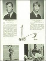 1968 Woodberry Forest High School Yearbook Page 36 & 37