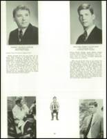 1968 Woodberry Forest High School Yearbook Page 38 & 39
