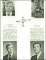 1968 Woodberry Forest High School Yearbook Page 42 & 43