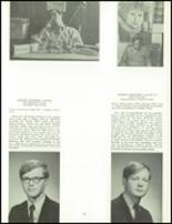 1968 Woodberry Forest High School Yearbook Page 44 & 45
