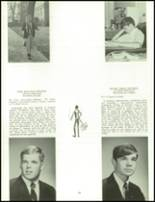 1968 Woodberry Forest High School Yearbook Page 46 & 47