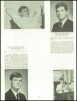 1968 Woodberry Forest High School Yearbook Page 52 & 53