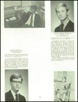 1968 Woodberry Forest High School Yearbook Page 54 & 55