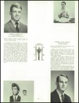 1968 Woodberry Forest High School Yearbook Page 56 & 57