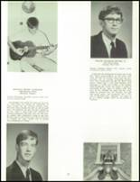 1968 Woodberry Forest High School Yearbook Page 60 & 61