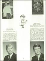 1968 Woodberry Forest High School Yearbook Page 70 & 71