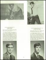 1968 Woodberry Forest High School Yearbook Page 74 & 75
