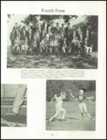 1968 Woodberry Forest High School Yearbook Page 86 & 87