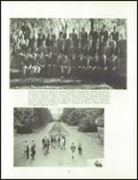 1968 Woodberry Forest High School Yearbook Page 90 & 91