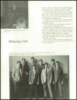 1968 Woodberry Forest High School Yearbook Page 104 & 105
