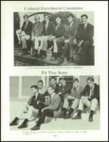 1968 Woodberry Forest High School Yearbook Page 112 & 113