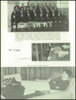 1968 Woodberry Forest High School Yearbook Page 126 & 127