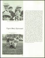 1968 Woodberry Forest High School Yearbook Page 136 & 137