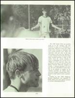 1968 Woodberry Forest High School Yearbook Page 160 & 161