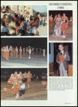 1987 Baird High School Yearbook Page 16 & 17