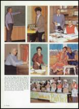 1987 Baird High School Yearbook Page 20 & 21