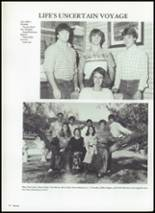 1987 Baird High School Yearbook Page 22 & 23