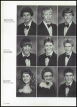 1987 Baird High School Yearbook Page 24 & 25