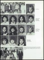 1987 Baird High School Yearbook Page 28 & 29