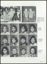 1987 Baird High School Yearbook Page 30 & 31