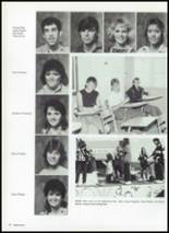1987 Baird High School Yearbook Page 32 & 33