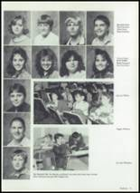 1987 Baird High School Yearbook Page 34 & 35