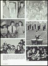 1987 Baird High School Yearbook Page 36 & 37