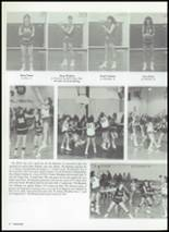 1987 Baird High School Yearbook Page 46 & 47