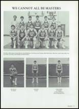 1987 Baird High School Yearbook Page 48 & 49