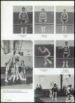 1987 Baird High School Yearbook Page 50 & 51