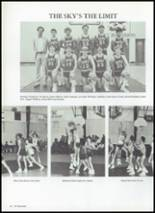 1987 Baird High School Yearbook Page 52 & 53