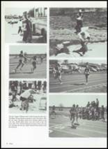 1987 Baird High School Yearbook Page 56 & 57