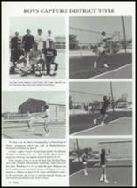 1987 Baird High School Yearbook Page 58 & 59