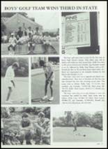 1987 Baird High School Yearbook Page 60 & 61