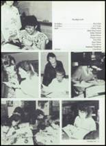 1987 Baird High School Yearbook Page 68 & 69