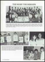 1987 Baird High School Yearbook Page 72 & 73