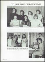 1987 Baird High School Yearbook Page 74 & 75