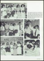 1987 Baird High School Yearbook Page 78 & 79