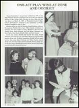 1987 Baird High School Yearbook Page 82 & 83