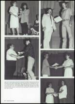 1987 Baird High School Yearbook Page 84 & 85