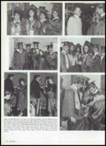 1987 Baird High School Yearbook Page 86 & 87