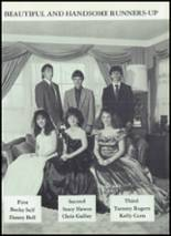 1987 Baird High School Yearbook Page 92 & 93