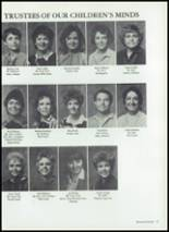 1987 Baird High School Yearbook Page 100 & 101
