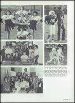 1987 Baird High School Yearbook Page 102 & 103