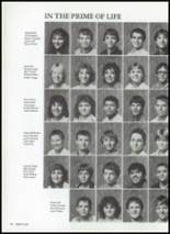 1987 Baird High School Yearbook Page 104 & 105
