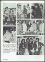 1987 Baird High School Yearbook Page 106 & 107