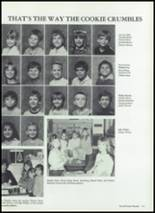 1987 Baird High School Yearbook Page 114 & 115