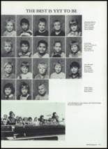 1987 Baird High School Yearbook Page 118 & 119