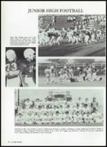 1987 Baird High School Yearbook Page 122 & 123