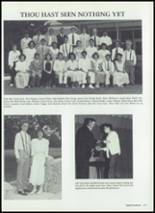 1987 Baird High School Yearbook Page 126 & 127
